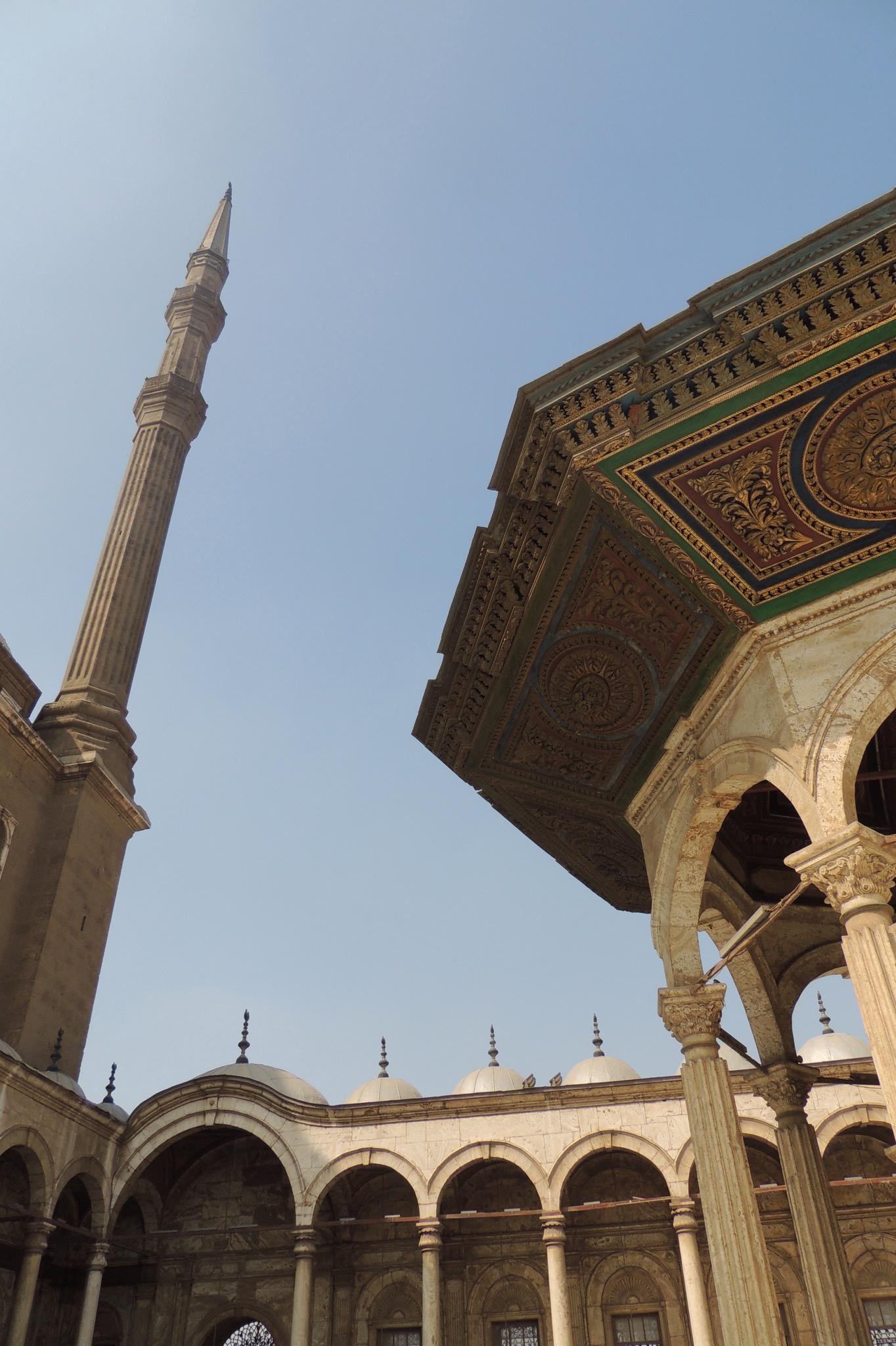 J9 j10 louxor le caire de par le monde for Architecture ottomane